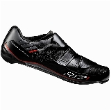 Chaussures route SHIMANO SH-R171 noir large