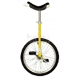 Monocycle ONLY ONE standard 20p jaune
