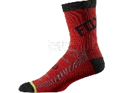 Chaussettes FOX DH 6 rouge
