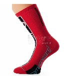 Chaussettes ASSOS Intermediate rouge