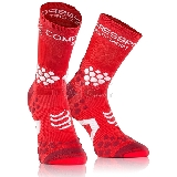 Chaussettes COMPRESSPORT Proracing Trail V2.1 rouge