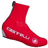Couvre-chaussures CASTELLI Diluvio C rouge 2018