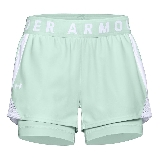 Under Armour Play Up 2in1 Shorts Vert d'eau  M