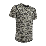 Under Armour Streaker 2.0 Time Lapse Short Sleeve Kaki  S