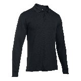 Under Armour Tactical Performance Polo Long Sleeve Noir  L