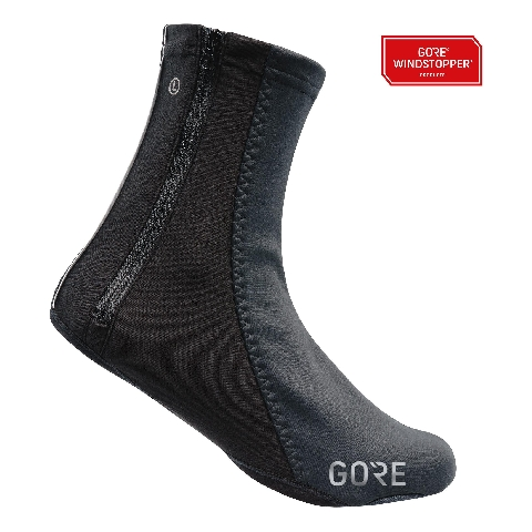 Gore Wear C5 Sur-chaussures Gore Windstopper Thermo Noir  42/44