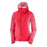 Salomon Right Nice Hybrid Hoodie Rose  M 150,00 € chez Lepape.com