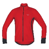Gore Wear C5 Maillot Thermo Rouge  M
