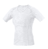 Gore Wear Maillot Essential Base Layer Blanc  38