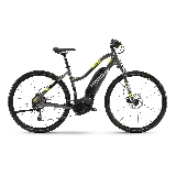 Haibike SDURO Cross 4.0 cadre bas 400Wh Deore 2018 Anthracite M