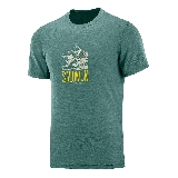 Salomon Explore Graphic Short Sleeve Tee Vert  S