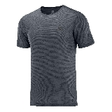 Salomon Cosmic Crew Short Sleeve Tee Gris  S