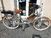 Beach cruiser électrique 02feel pop n7