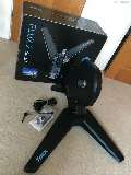 Home trainer tacx flux 2
