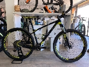Vtt semi rigie giant xtc advanced 3 - 2016