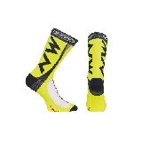 Chaussettes Northwave Extreme Tech Plus - Jaune Fluo
